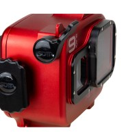 Housing for GoPro Hero 9 Black/ Custodia per GoPro Hero 9 Black