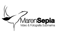 logo Marensepia Video y Fotografia Submarina